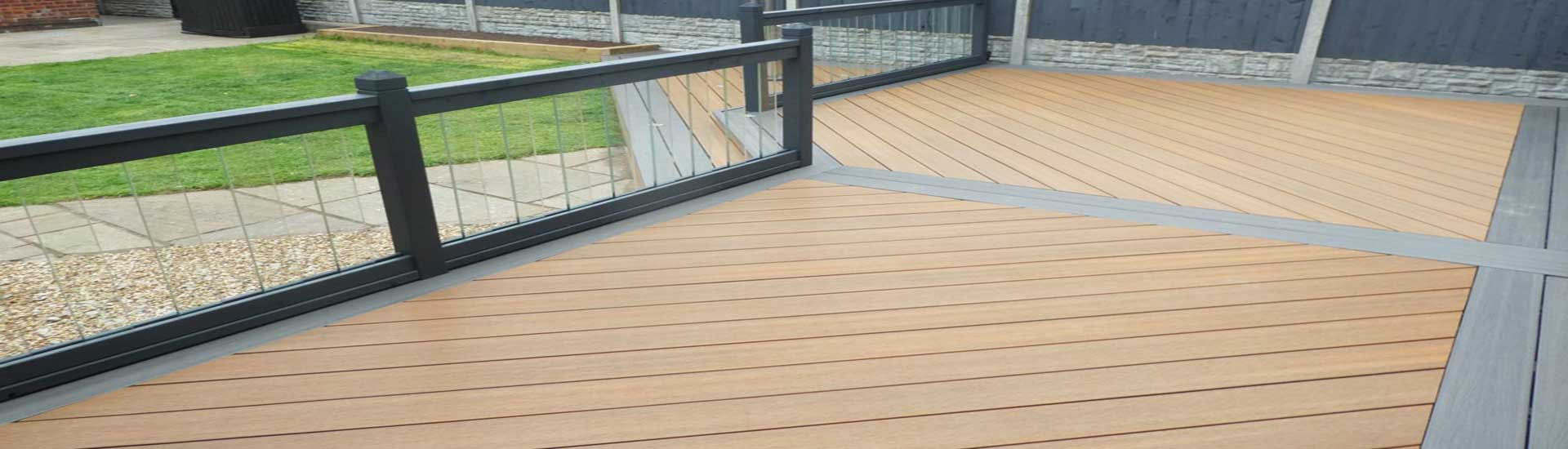 Composite decking Installers Glasgow